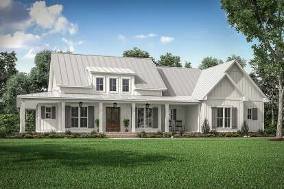 Country House Plan 041-00220