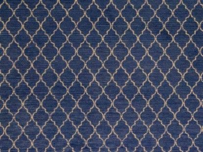 Navy blue chenille curtain fabric | fabric | Pinterest | Chenille ...