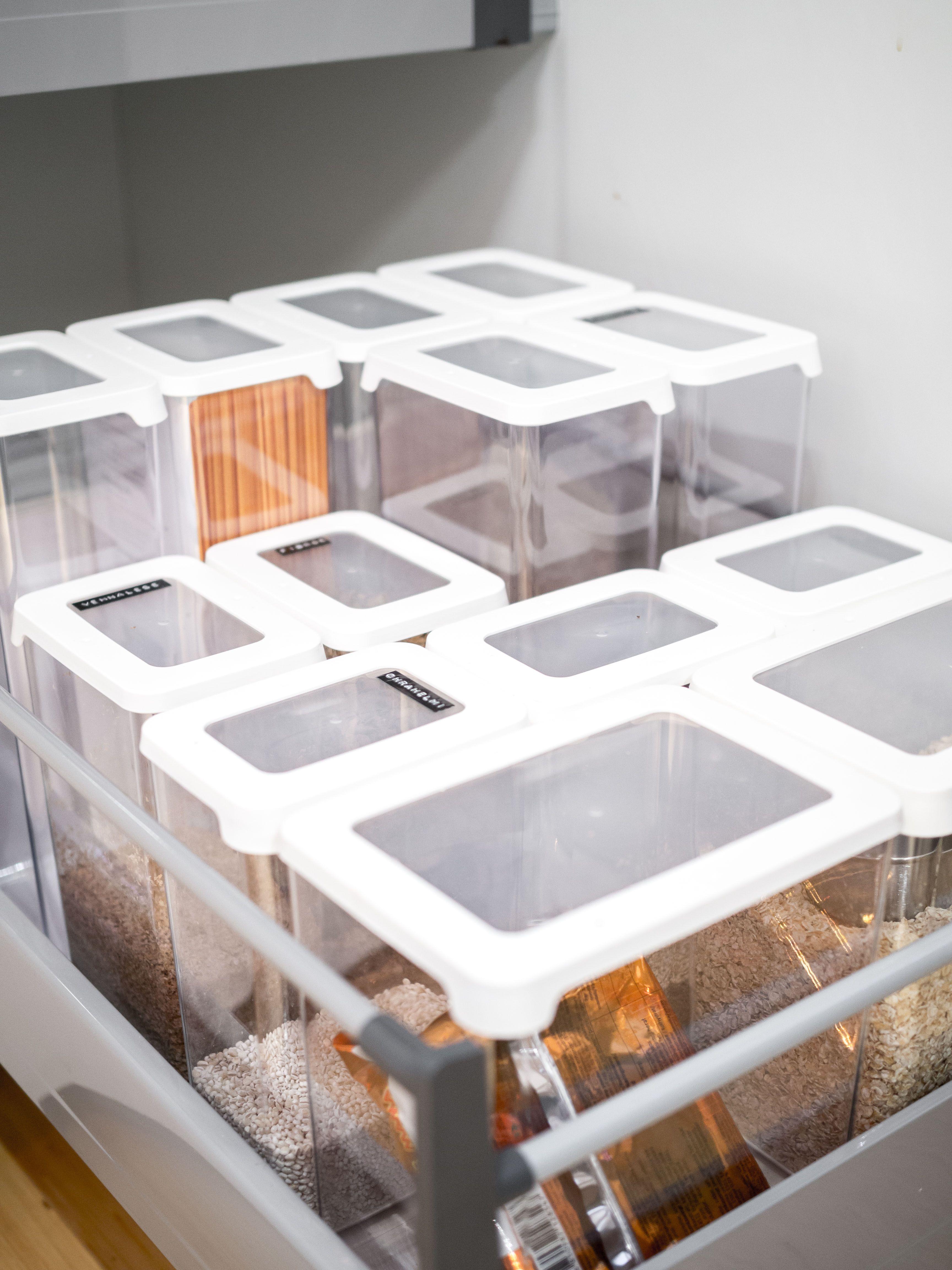 GastroMax Orthex Dry Food Keepers Food Storage Home