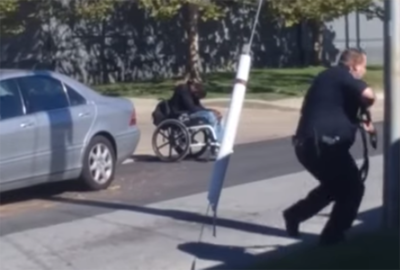Graphic Video Shows Delaware Cops Fatally Shoot Man In Wheelchair