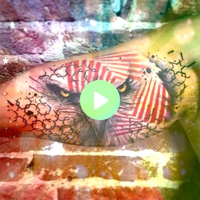 eagleeagle Panther Roar      Done with  electricink    by franktatto    Tatuagem feita pelo tatuador Gustavo Takazone de Álvares Machado SP  notitle LatestTattooa...