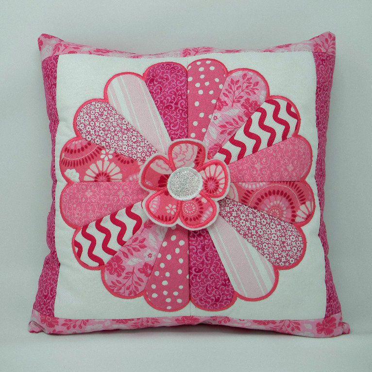Flower pillow gift for girl pink flower pillow easter gift flower pillow gift for girl pink flower pillow easter gift spring gift negle Image collections