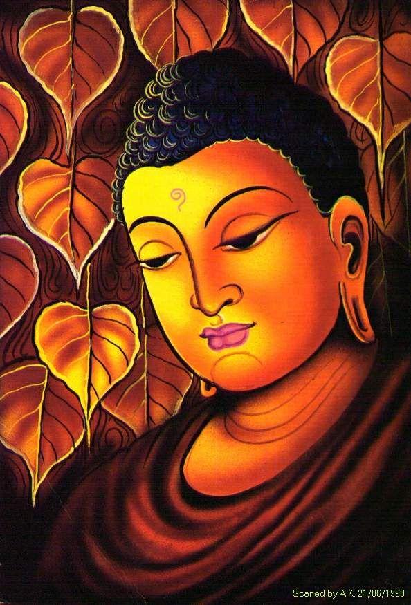 Buddha pinteres for Buddha mural art