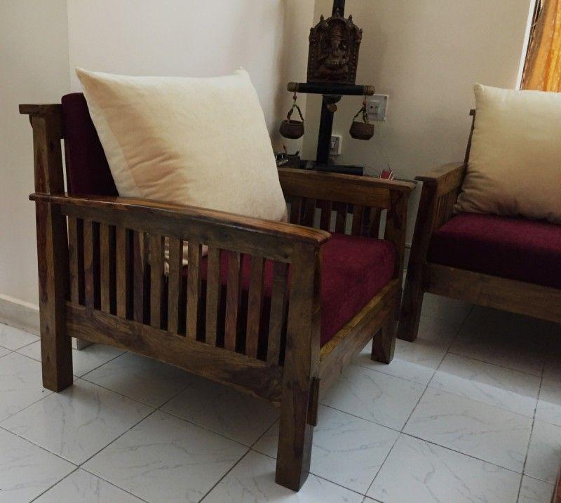 MAGNA Wooden Sofa | Wooden sofa, Furniture, Sofa furniture