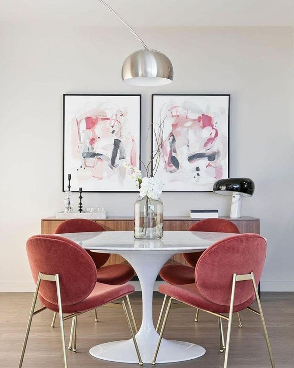 44 Stylish Dining Chairs Design Ideas Homyhomee Luxury Dining