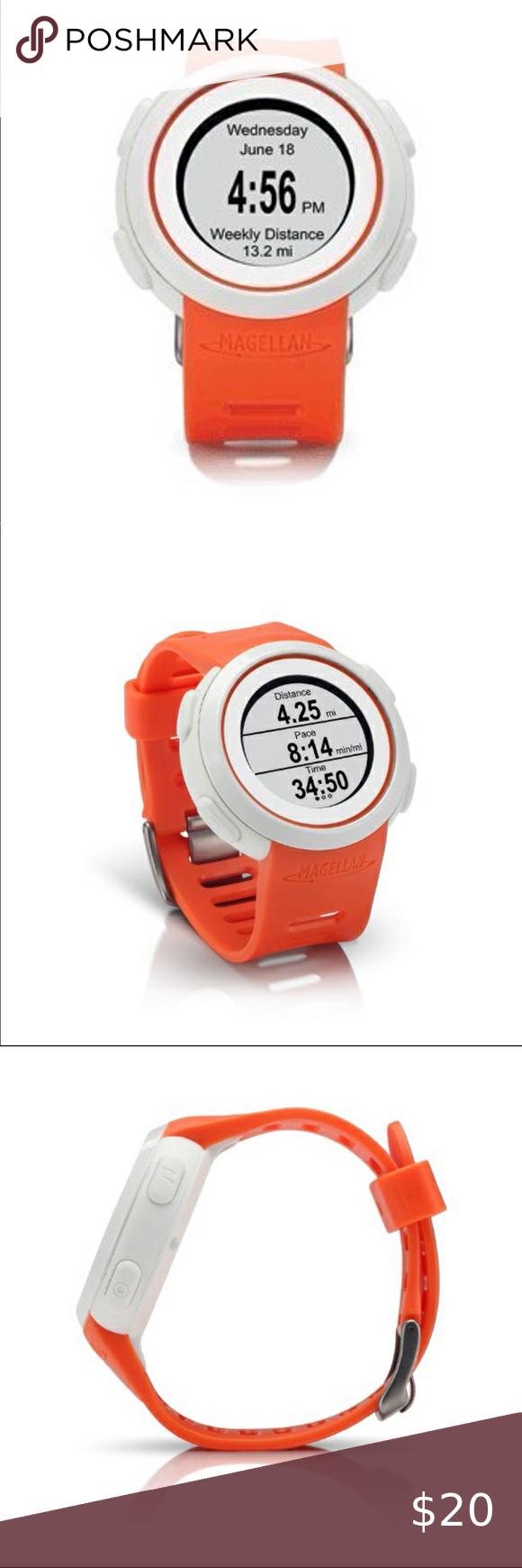 Magellan Echo Smartwatch Watch Fitness Tracker in 2020
