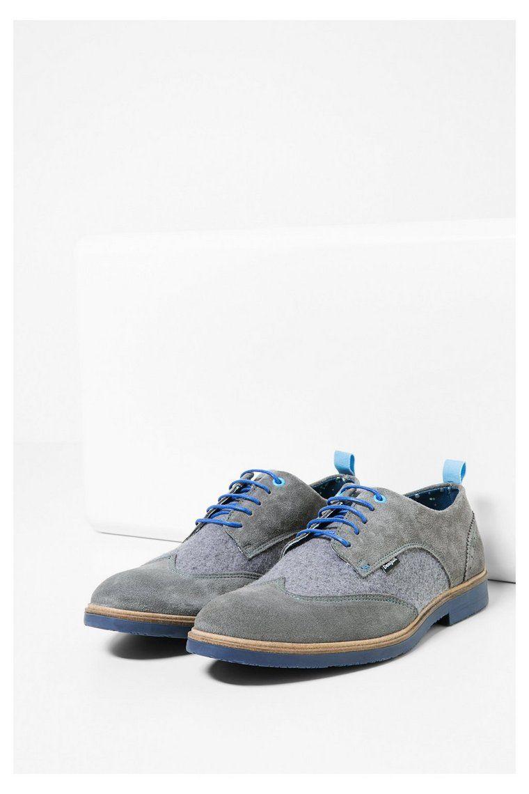 Desigual Zapatos ante Zapatos grises Desigual de wO8BCqw