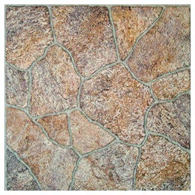 Home Dynamix 16 X Vinyl Tiles In Paramount Stone