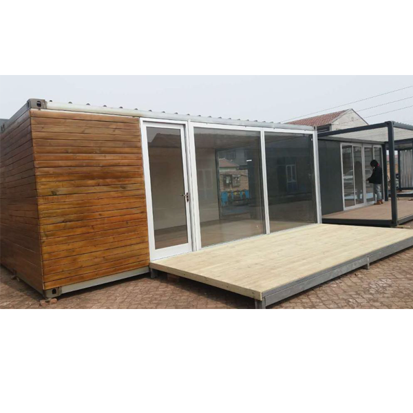 20 Studio Shipping Container W Deck Simpleterra 1 Provider Of Alternative Living Solutions Container House Shipping Container Shipping Container Homes