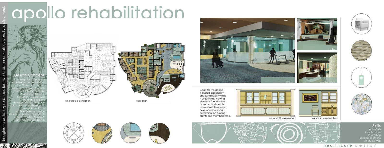 Floor Plans For Physical Therapy Clinic: Pin By Katie Finley On H E A L T H C A R E