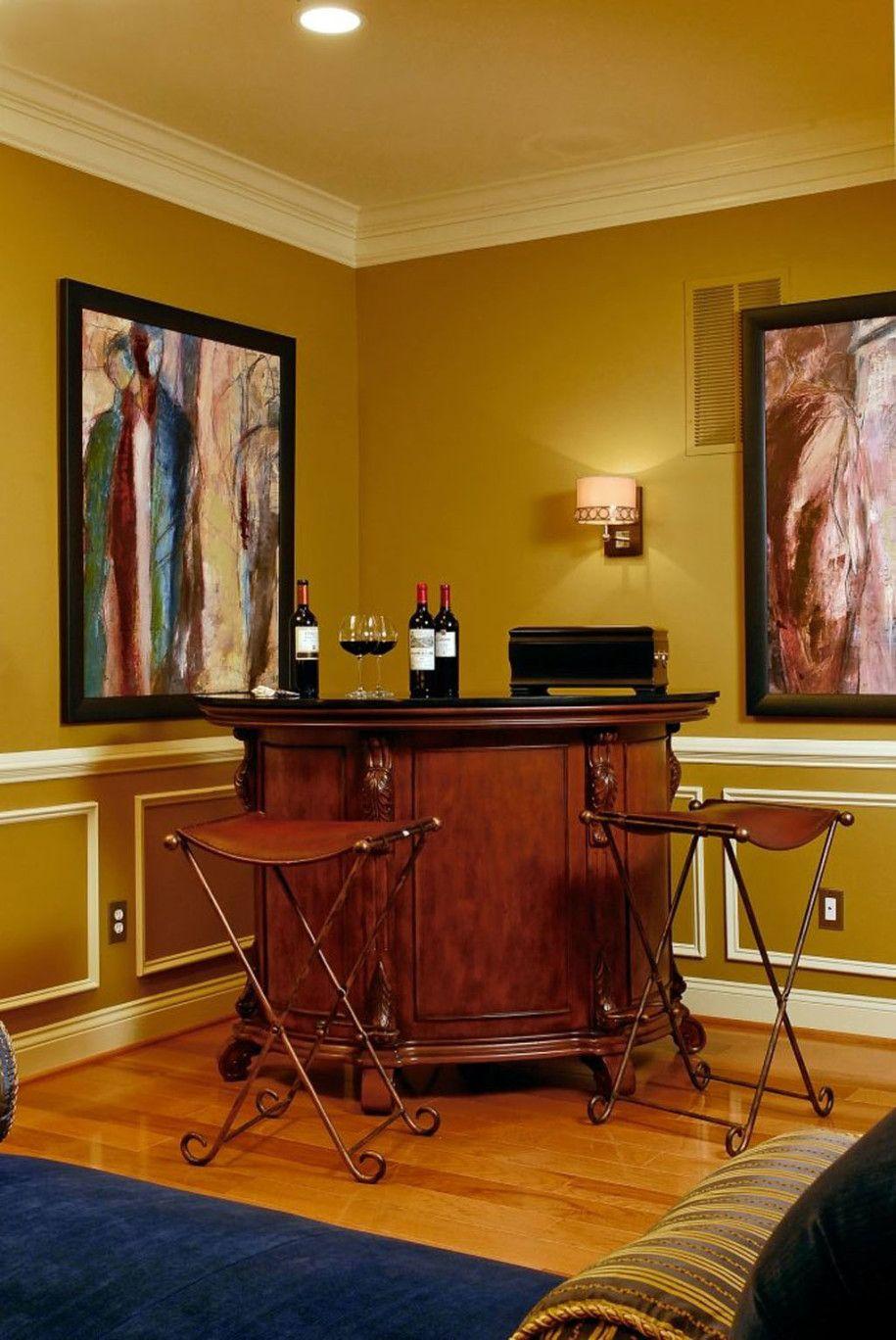 Amazing Home Mini Bar Ideas With Smart Liquor Storage Ideas