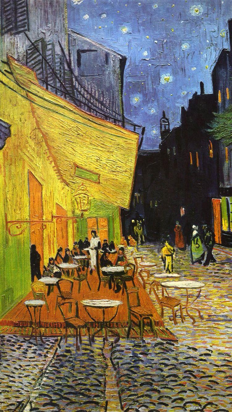 Group Of Rhone Van Gogh Wallpaper