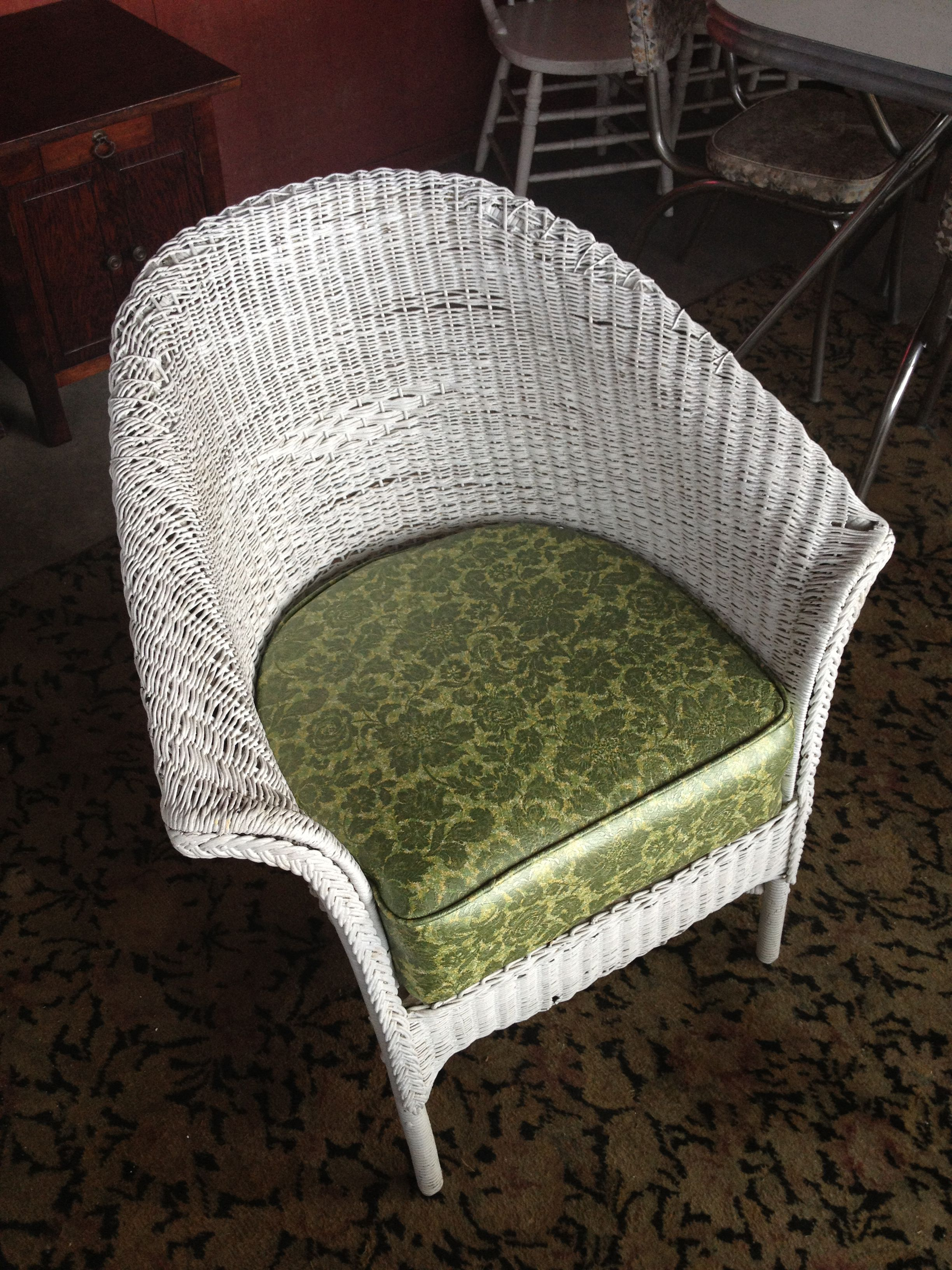 vintage wicker patio furniture. Contemporary Vintage This Is Kind Of How Iu0027m Thinking Your Chairs Might Look After You Paint Old  Wicker ChairsWicker Patio  In Vintage Furniture A