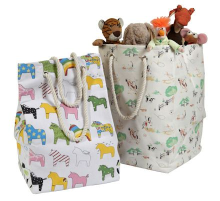 Fabric+Toy+Storage+Bag  sc 1 st  Pinterest & Fabric+Toy+Storage+Bag | Organisation | Pinterest | Toy storage ...