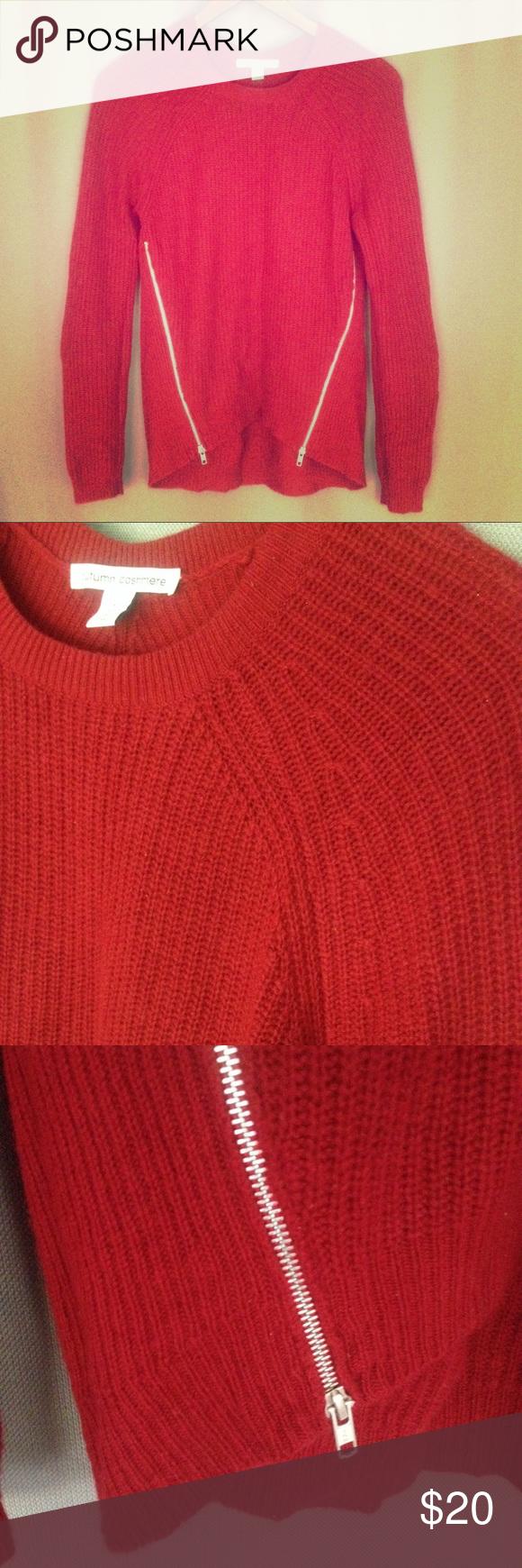 Autumn Cashmere Sweater 100% Cashmere | Cashmere sweaters ...