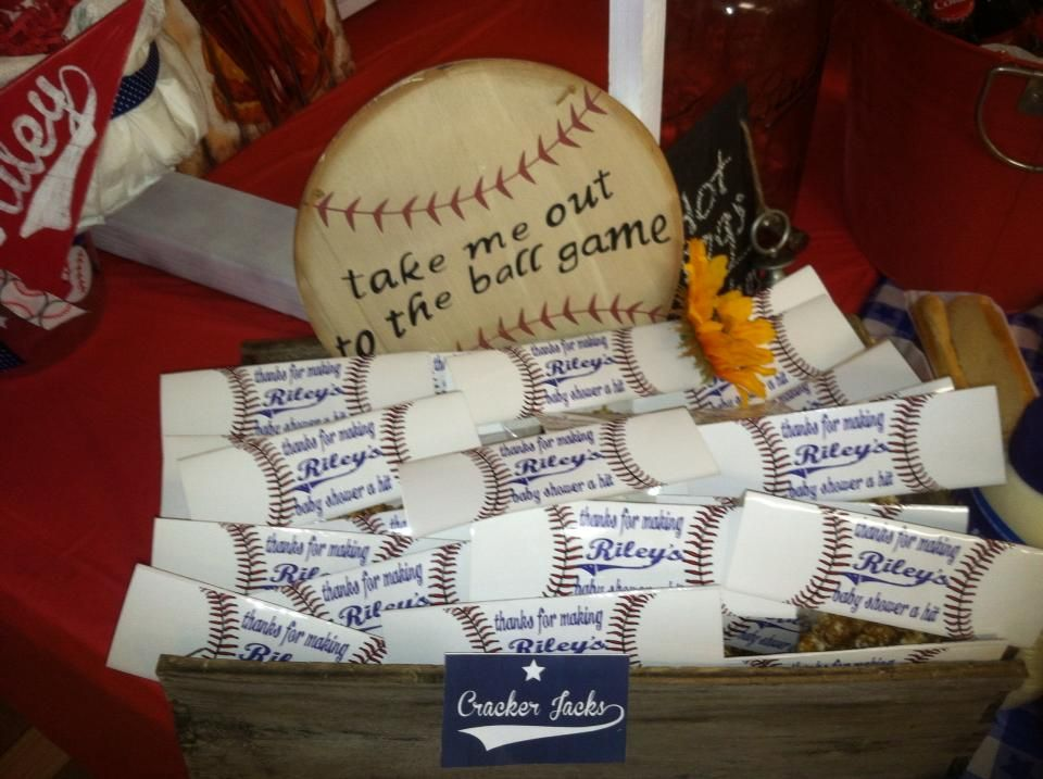 a re purpose driven life baseball themed baby shower