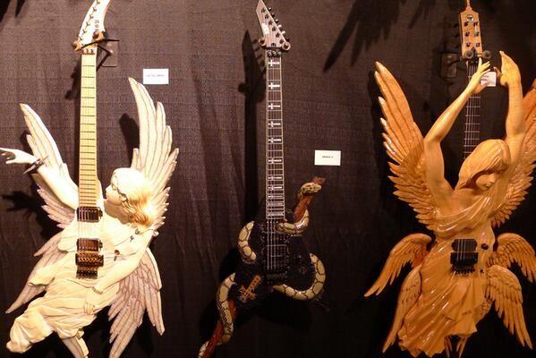 Custom ESP Guitars