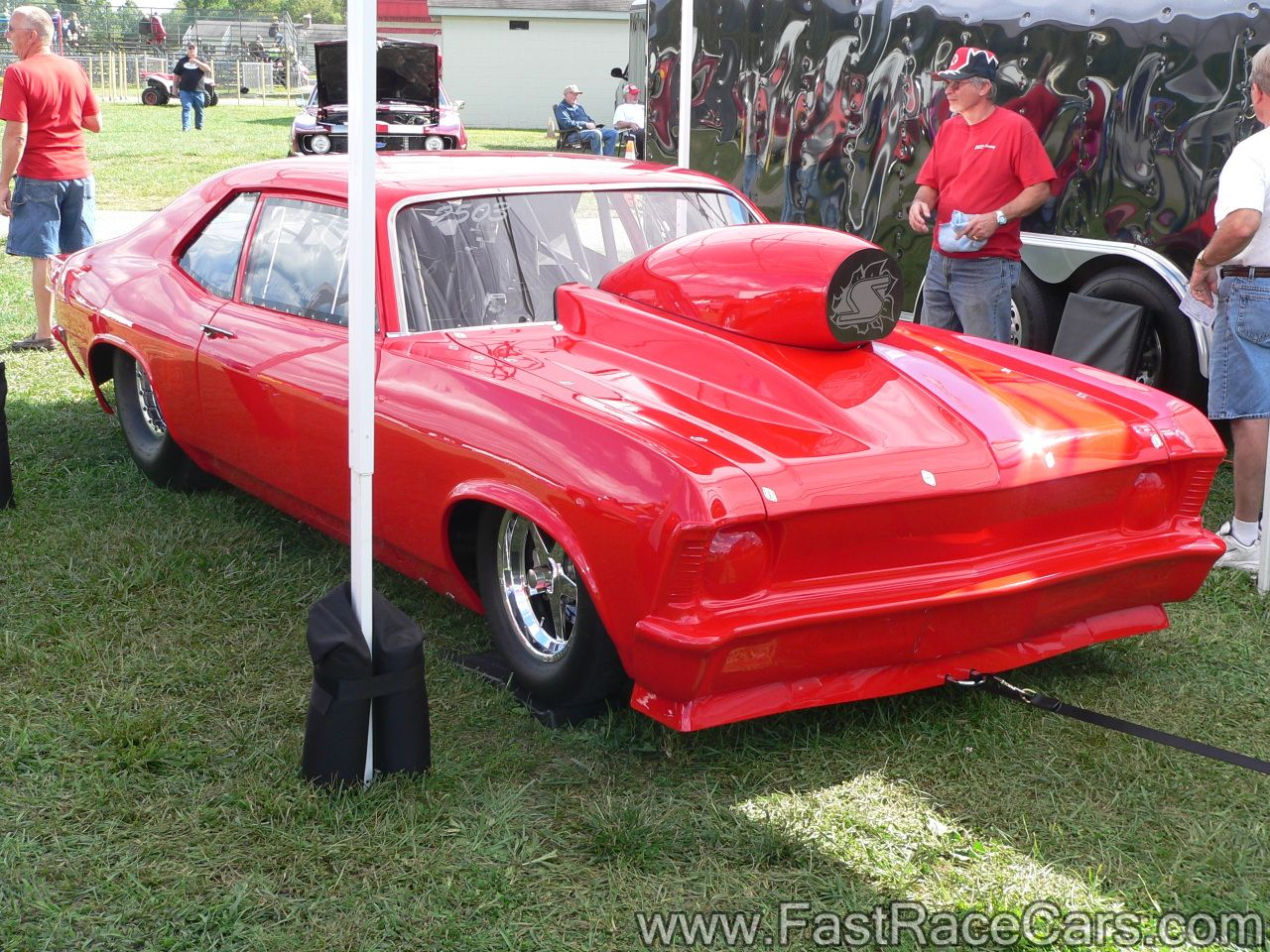 Drag Cars Drag Race Cars Novas Picture Of Solid Red Nova