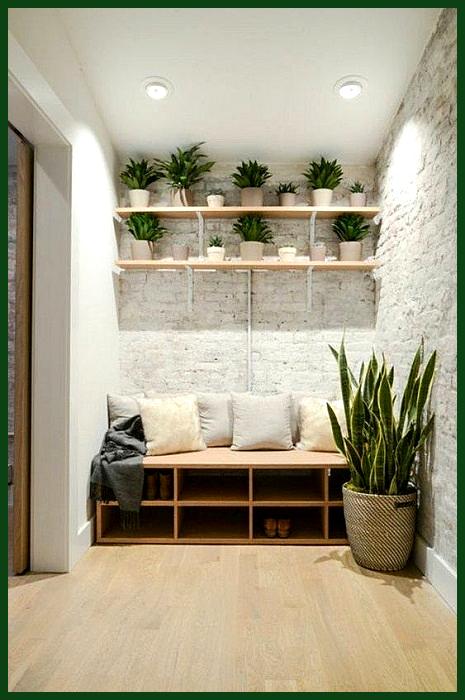 Erfahren Sie Anwenden Von White Brick Wall Interior Design Im Wohnzimmer Holen Sie Sich Id Easy Home Decor Apartment Decor Home Decor