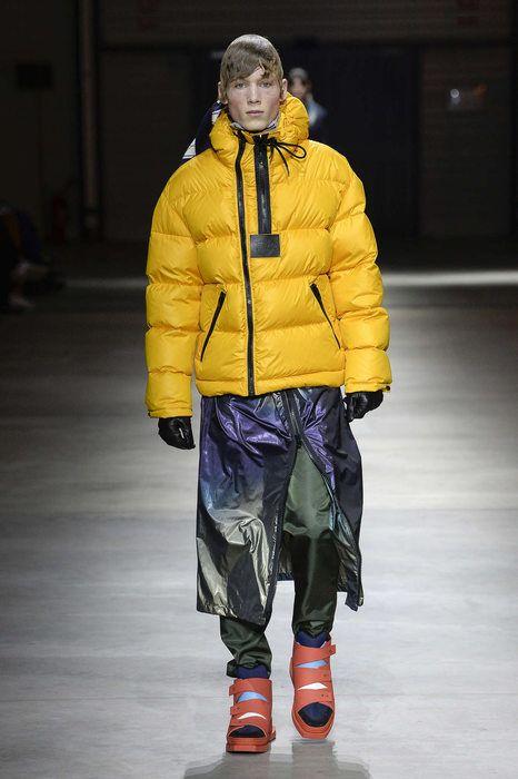 Kenzo, Autunno/Inverno 2017, Parigi, Menswear