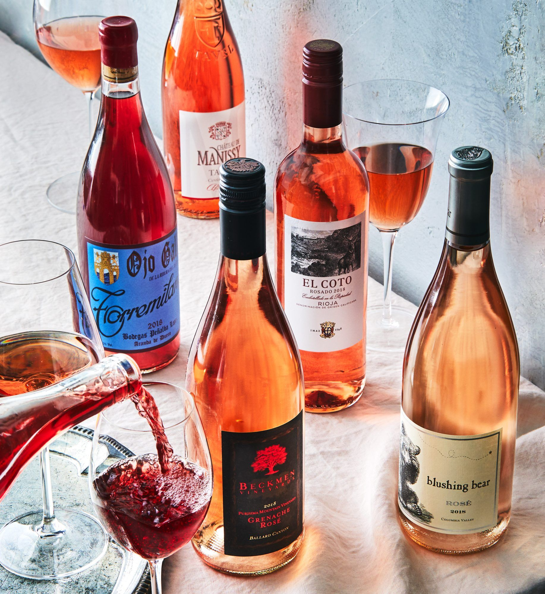 10 Pink Wines That Are Perfect For Winter Nights In 2020 Wines Pink Wine Rose Wine