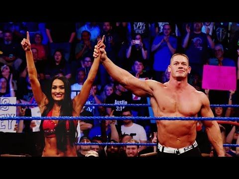 WWE WrestleMania 33 Promo - Nikki Bella & John Cena vs  Maryse & The
