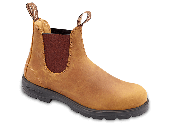 d46b35b9308 Crazy Horse Leather Chelsea Boots - Blundstone USA | Ethical Closet ...