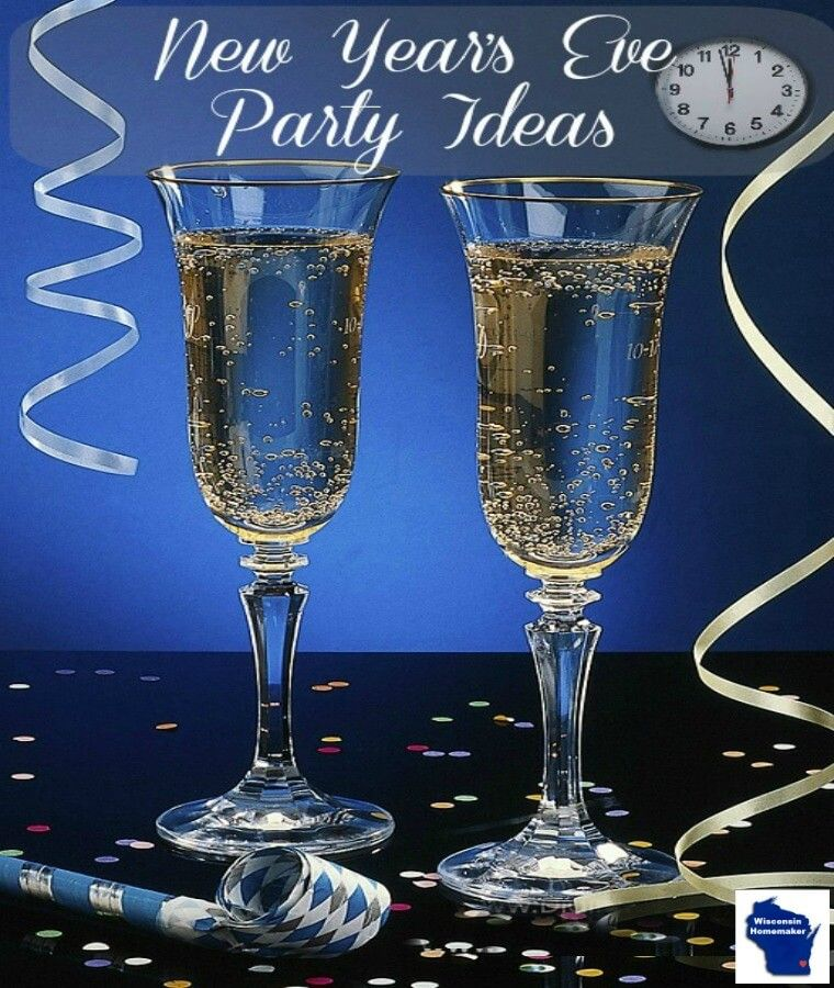 New Year's Eve Party Ideas New years eve, Happy new