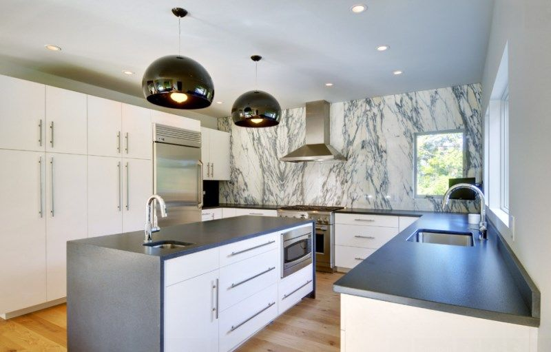 Creating A Contemporary Look With Marble