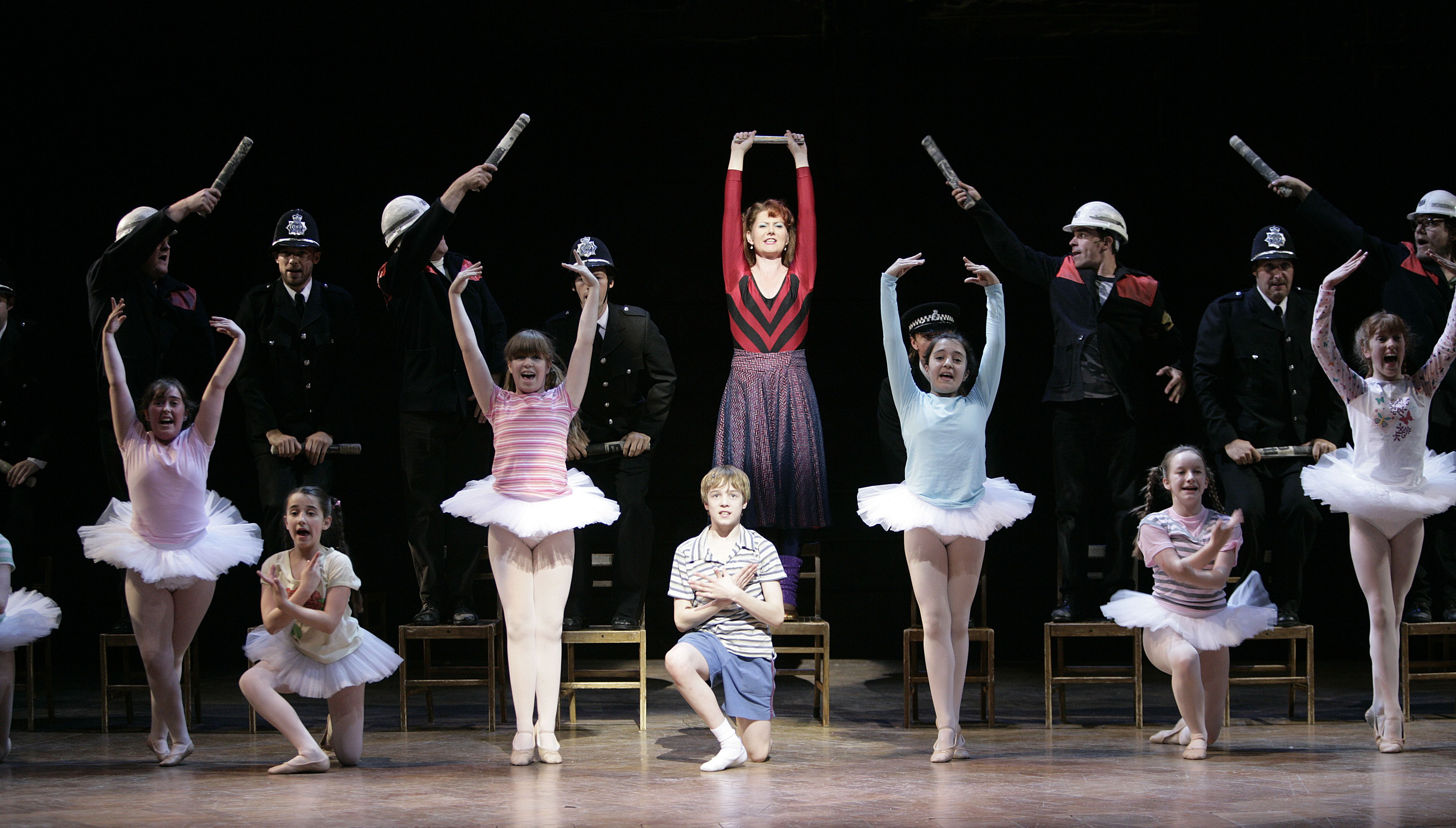 """Song """"Solidarity"""" from Billy Elliot, London and Broadway smash-hit musical"""