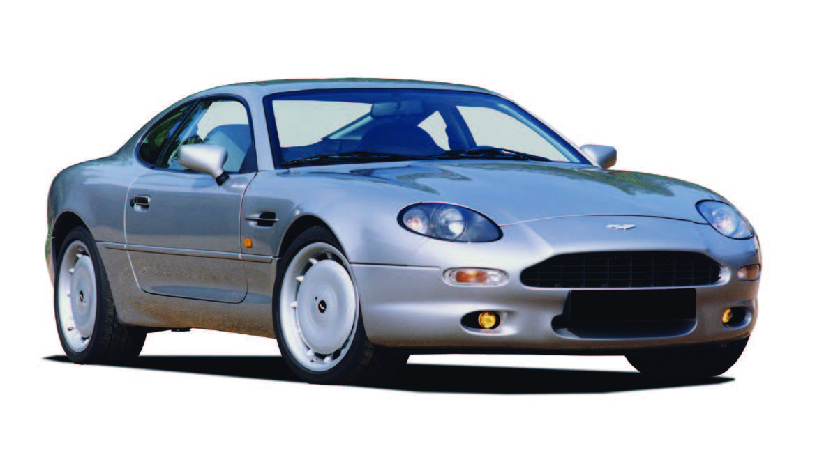 1994 1999 Aston Martin Db7 Discover More About Our Heritage At