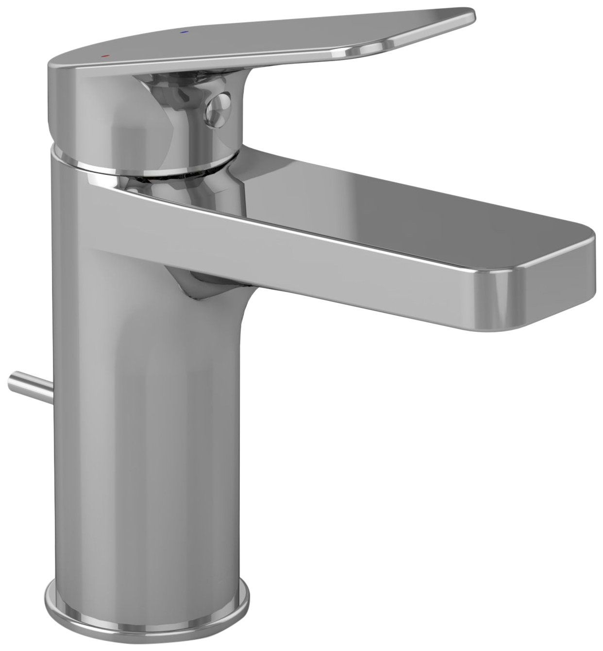 TOTO TL363SD#CP Oberon S Single-Handle Lavatory Faucet, Chrome ...