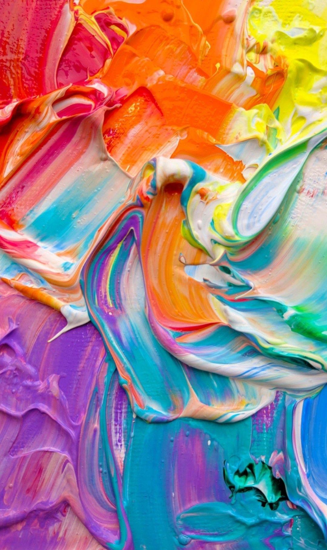 Sarah Coey Art Paint Swirl Free Wallpaper Phone Wallpapers I Art Wallpaper Iphone Artistic Wallpaper Painting Wallpaper