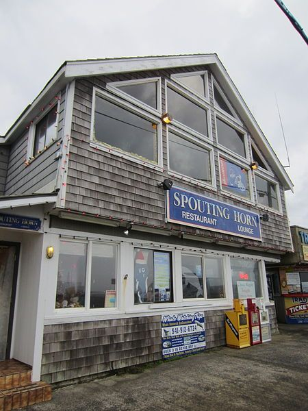 Need To Go Eat Pie At Spouting Horn Restaurant 110 Oregon Coast Hwy Depoe Bay Or 97341 541 765 2261