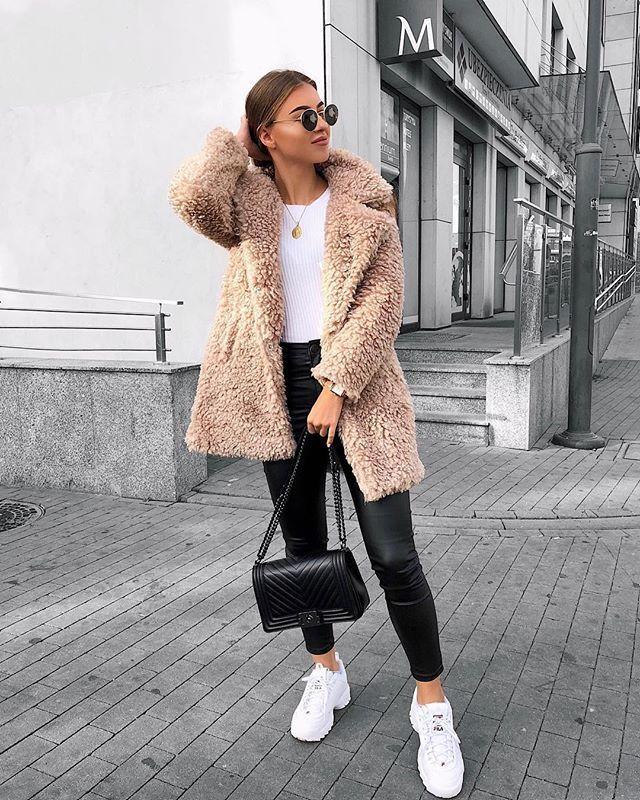 winter fashion girls