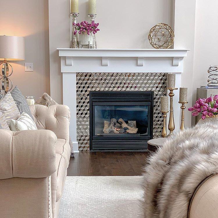 Farah Merhi Farahjmerhi Instagram Photos And Videos Home Decor Fireplace Cheap Home Decor