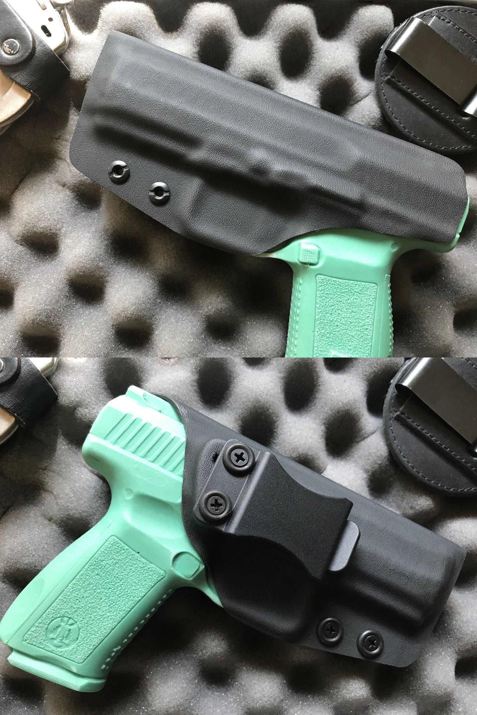 Holsters 177885: Canik Tp9sf Elite Iwb Right Handed Black