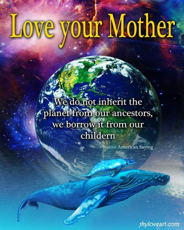 poem about mother earth ��our mother earth