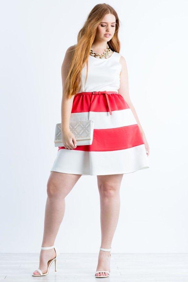 Plus Size Houndstooth Blouse Stylish Plus Size Maxi Dresses