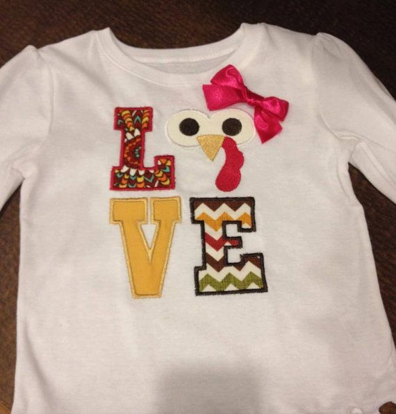 Thanksgiving shirt girls thanksgiving shirt boys by SaraSewtique
