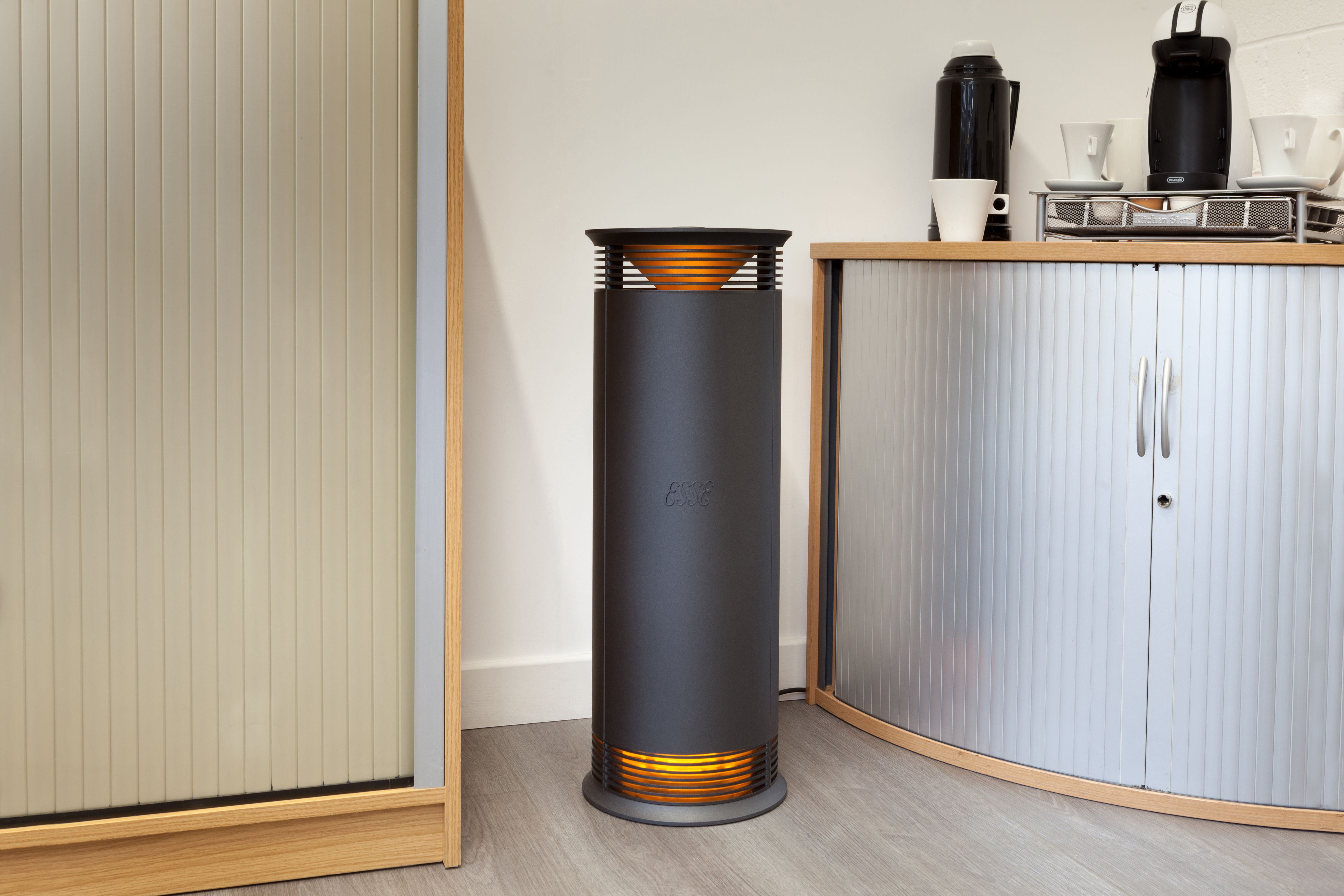 Kaminofen Wamsler Metropolitan Test We Present The Esse Vector Portable Electric Heater Esse
