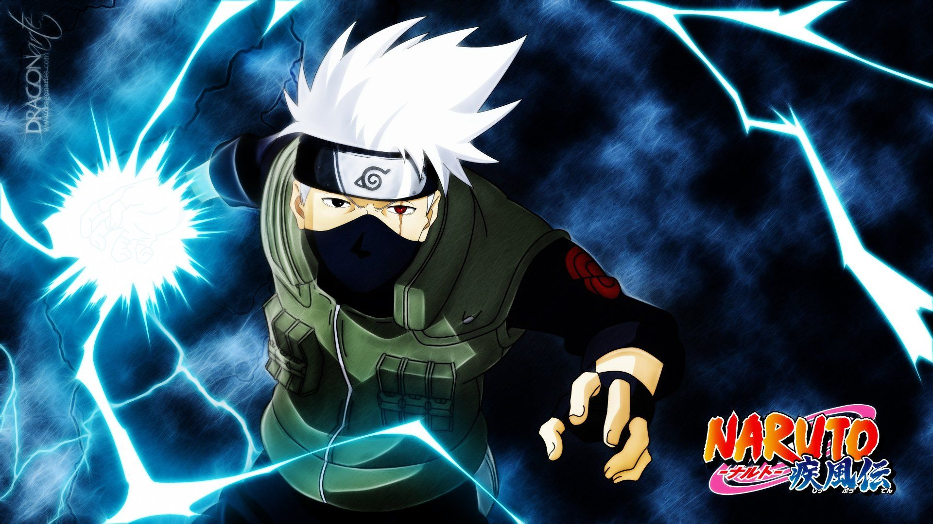 Naruto Kakashi Wallpapers 19 Jpg 1920 1080 Animasi Anime Gadis Cantik Wallpaper Ponsel