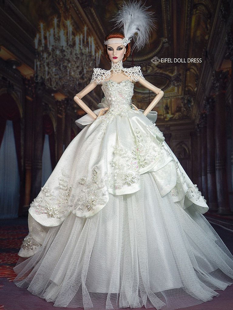 New Dress for sell EFDD | Barbie und Schnittmuster