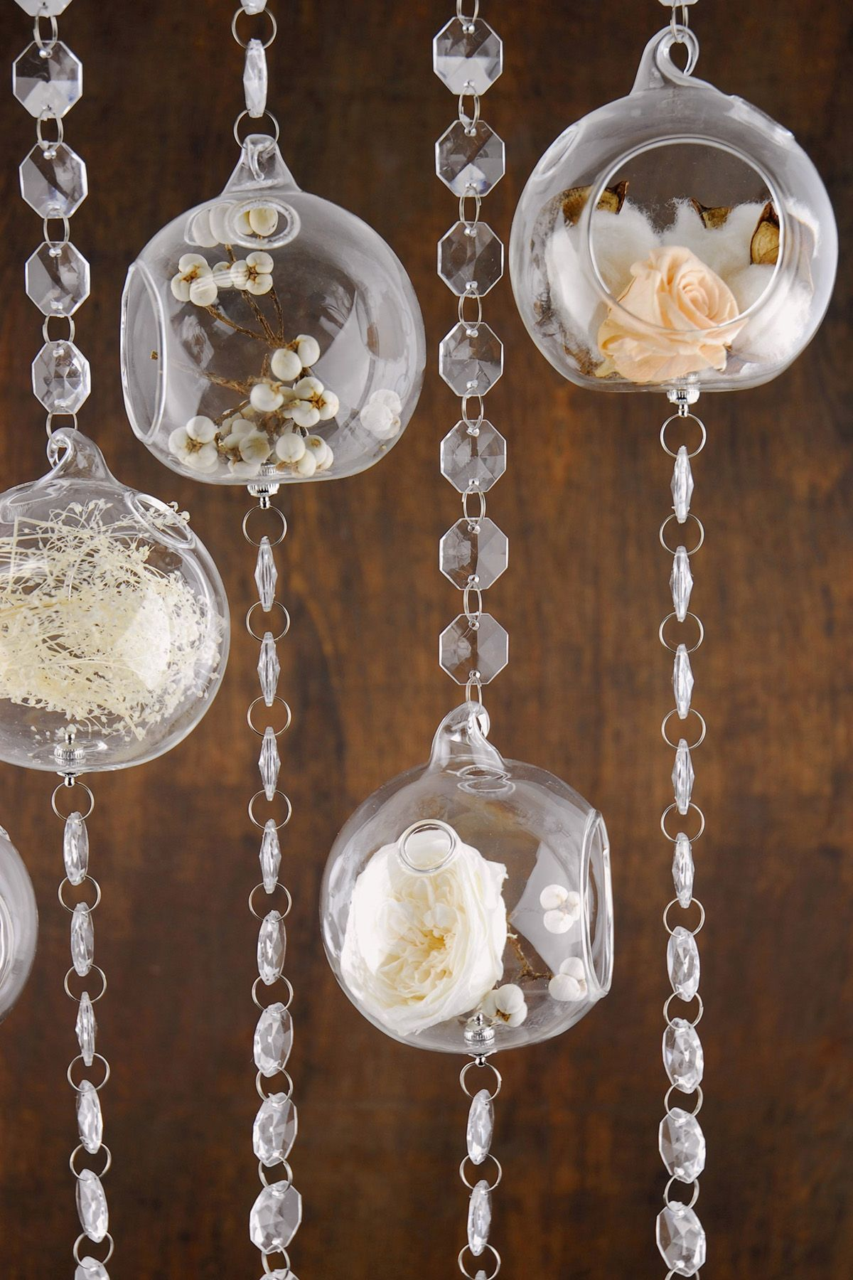 Tiny Chandelier Magnets For Hanging Terrariums Between Crystal - Chandelier crystals with magnets