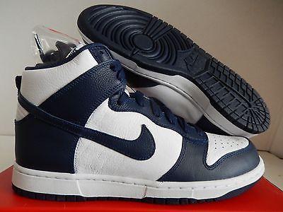 Nike Dunk Retro Qs Quick Strike White Navy Blue Sz 9 5 850477 103 Nike Dunks Sneakers Nike