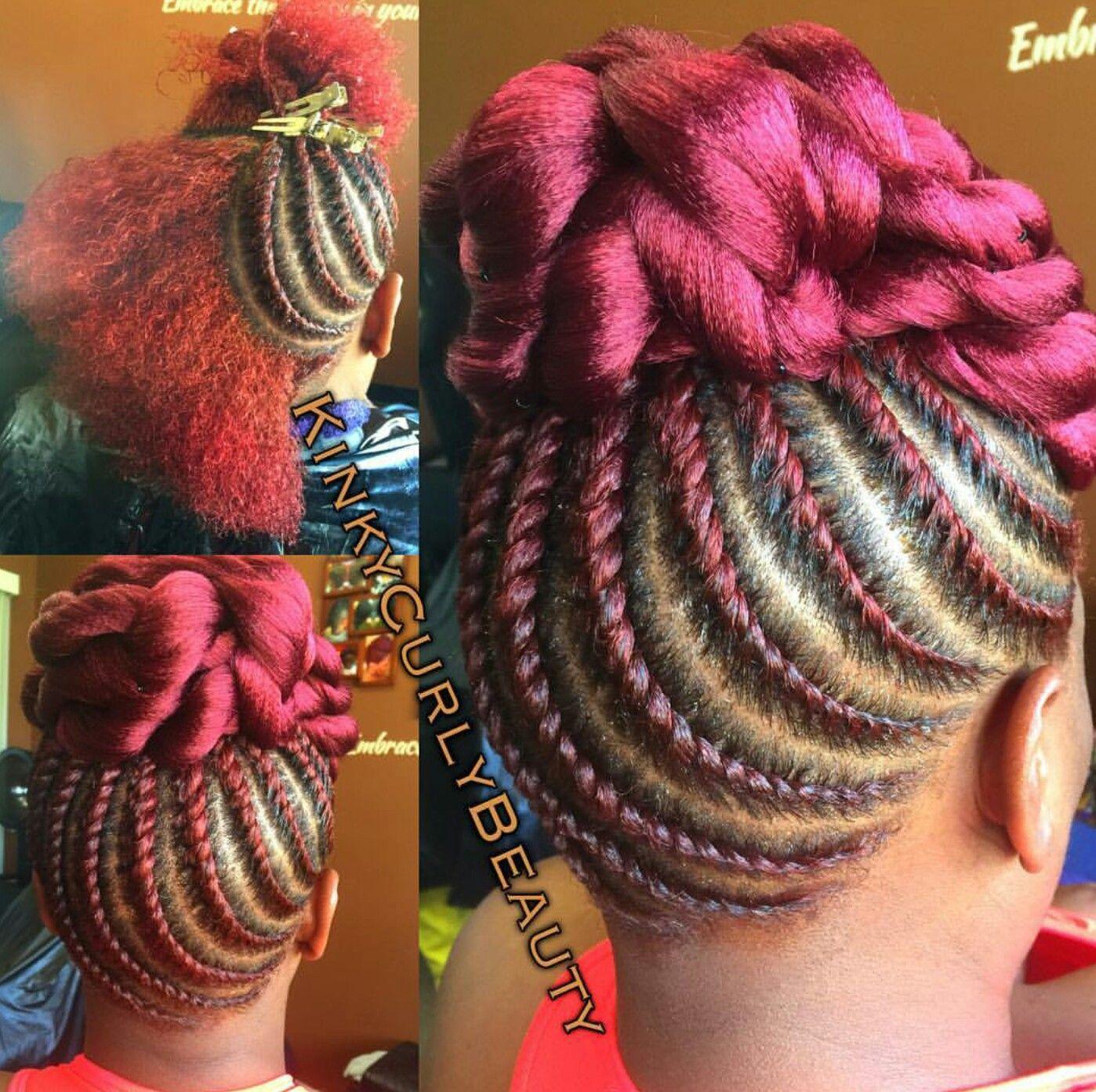 Pin by mechelle davis on braided hairstyles pinterest braids