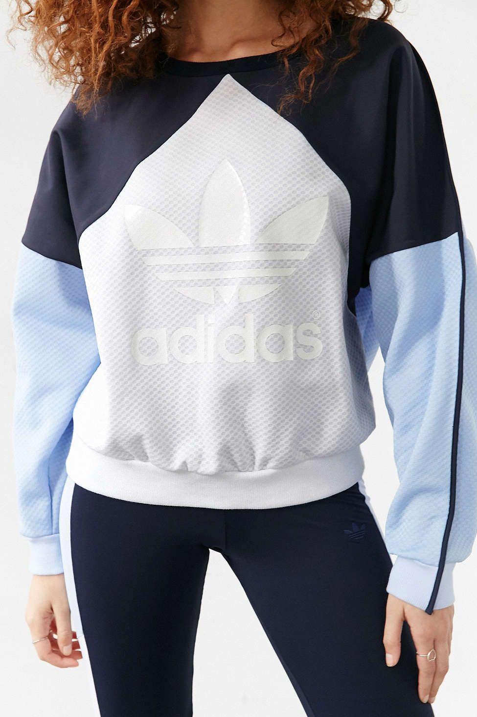 adidas Originals Helsinki Crew Neck Sweatshirt | Sweet