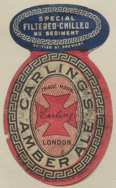 The Carling Brewing and Malting Co. of London, Limited by Thomas Fisher Rare Book Library, via Flickr