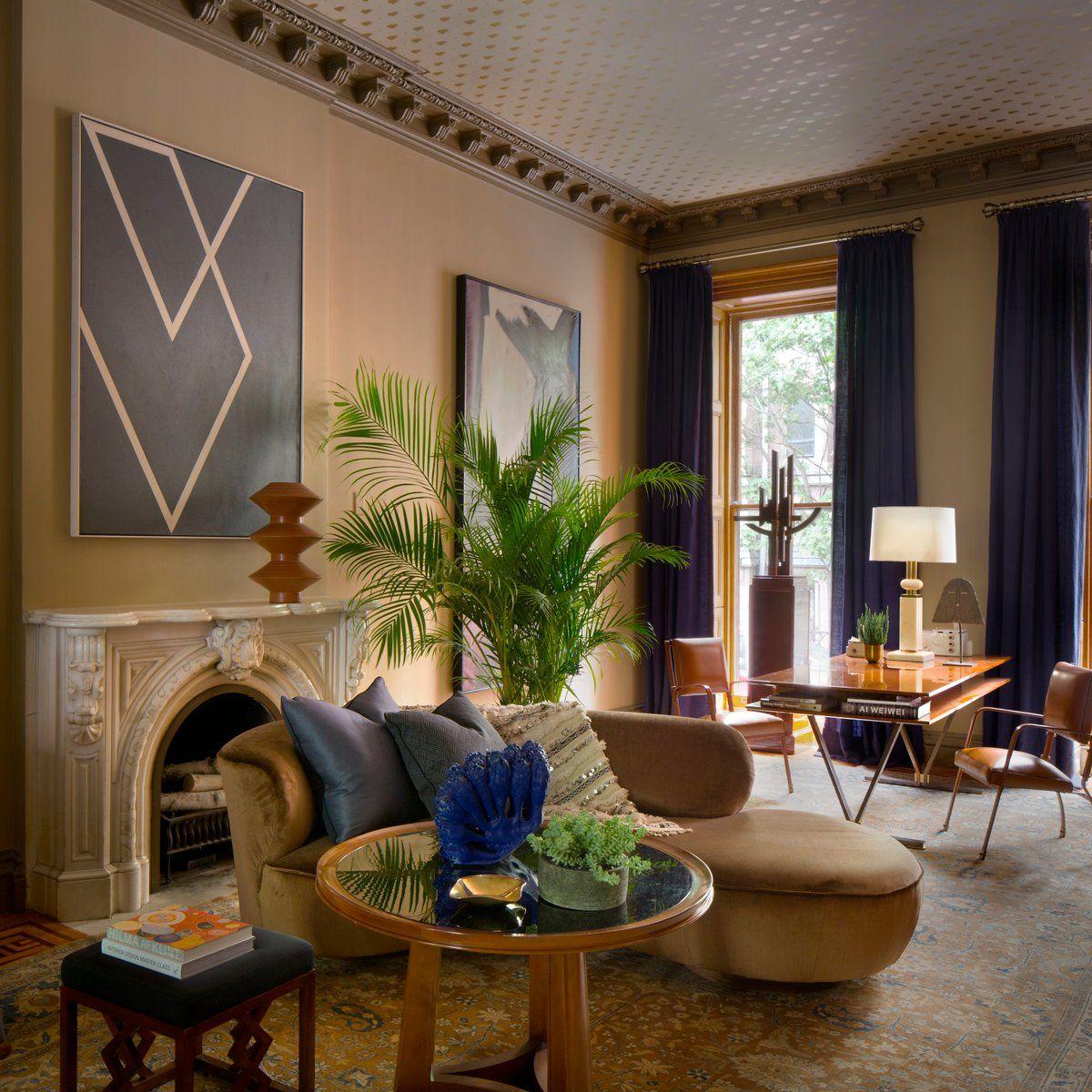Living Room in Brooklyn, NY by Glenn Gissler Design   Decor Ideas ...