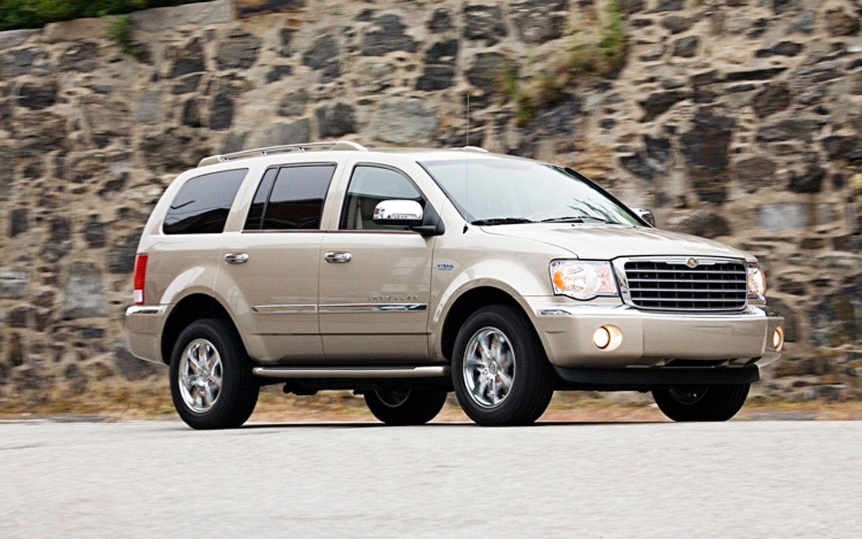 2014 Chrysler Aspen Chrysler Chrysler Cars Canon City